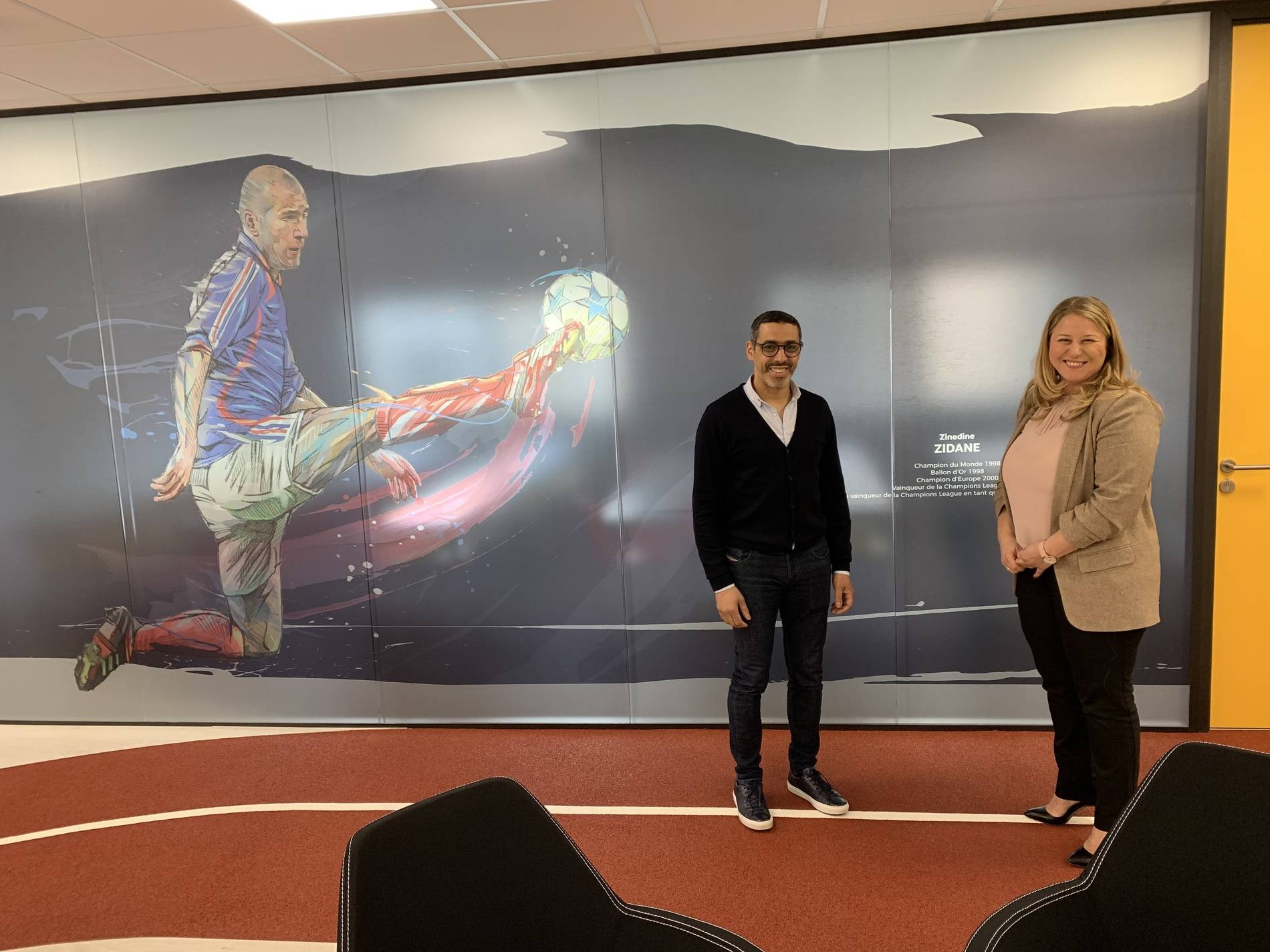 Rencontre Circo EMS Sport Business School 06.05.2019